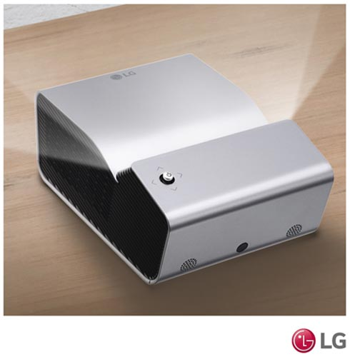 , Bivolt, Bivolt, Prata, Sim, Sim, HDMI e USB, Sim, 10000:1, Sim, 12 meses, 450 Lúmens, 1280 x 720 (HD), 1280 X 720 (HD), LED
