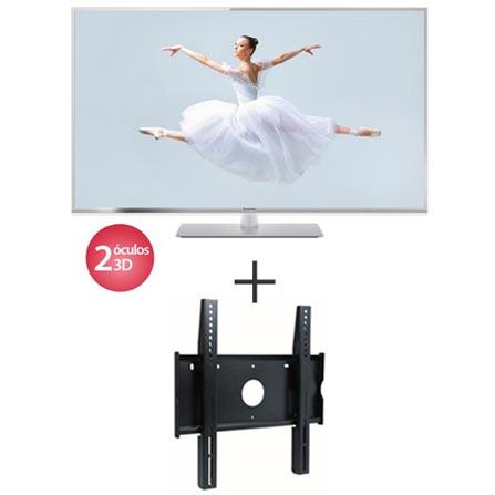 Smart TV 3D LED 50