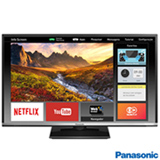 Smart TV Panasonic LED HD 32 com Ultra Vivid, my Home Screen e Wi-Fi - TC-32DS600B