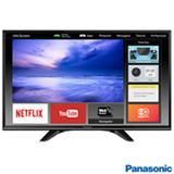 "Smart TV Panasonic LED HD 32"" com Ultra Vivid, my Home Screen, Wi-Fi - TC-32ES600B"