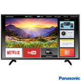 Smart TV Panasonic 40'' com my Ultra Vivid, my Home Screen, Wireless Media e Wi-Fi - TC-40ES600B