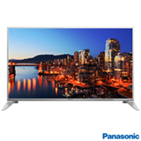 Smart TV Panasonic LED Full HD 43 com Hexa Chroma Drive, Wireless Media e Wi-Fi - TC-43DS630B
