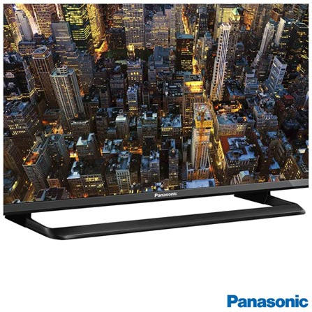 Smart TV 4K Panasonic LED 50 com Hexa Chroma Drive, Processador Quad Core Pro e Wi-Fi - Viera TC-50CX640B, Bivolt, Bivolt, Preto, Não, 60 Hz, 12 meses, 4K / UHD, Sim, De 50'' a 65'', 50'', LED