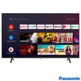 "Smart TV 4K Ultra HD Panasonic LCD 55"" com Sistema Android TV com OK Google embutido e Wi-Fi - PATC55HX550B_PRD"