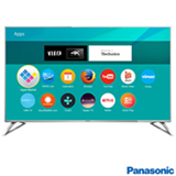 "Smart TV 4K Panasonic LED 65"" com HDR, Hexa Chroma Drive PLUS, Ultra Vivid, Firefox OS 2.0 e Wi-Fi - TC-65DX700B"
