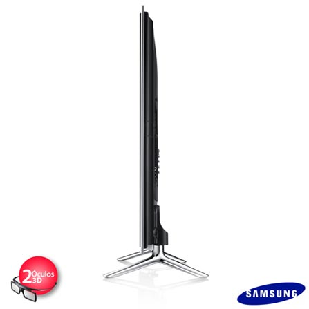 Smart TV LED 3D Samsung 55