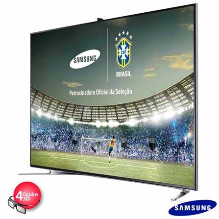 Smart TV 3D LED Samsung 55