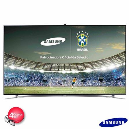 Smart TV 3D LED Samsung 65