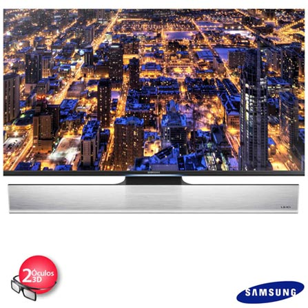 Smart TV LED 3D Samsung 55