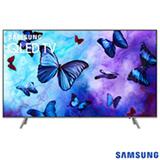 """Smart TV 4K Samsung QLED 2018 UHD 49"""" com Modo Ambiente, Tela de Pontos Quânticos, HDR1000 e Wi-Fi - QN49Q6FNAGXZD"""