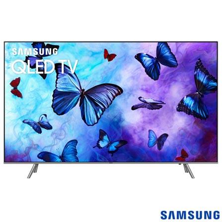 "Tv 49"" Qled Samsung 4k - Ultra Hd Smart - Qn49q6fn"