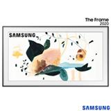 """Samsung Smart TV QLED 4K The Frame 55"""" 2020, com Modo Arte, Modo Ambiente 3.0, Molduras customizáveis, Única Conexão"""