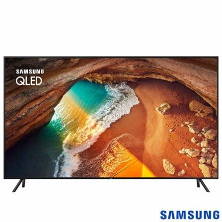 """Tv 55"""" Qled Samsung 4k - Ultra Hd Smart - Qn55q60r"""