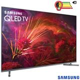 """Smart TV 4K Samsung QLED UHD 55"""" com Tela de Pontos Quânticos, HDR1000 e Controle Remoto Único - Q6FA"""