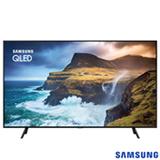 Smart TV 4K UHD Samsung QLED 55' com Pontos Quânticos, Direct Full Array 4x, HDR1000 e Wi-Fi - QN55Q70RAGXZD