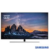 Smart TV Samsung QLED UHD 4K 55' com Pontos Quânticos, Direct Full Array 8x e Wi-Fi - QN55Q80RAGXZD