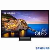 Smart TV 4K Samsung QLED 65' com Design Slim, Alexa built in e Wi-Fi - 65Q70AA