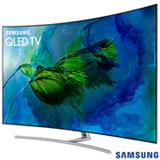 """Smart TV Samsung QLED 4K 65"""" com Modo Jogo, Connect Share™, Interação por Voz e Wi-Fi - QN65Q8CAMGXZD"""