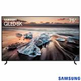 Smart TV 8K Samsung QLED 75' IA Upscaling, Direct Full Array e Wi-Fi - QN75Q900RBGXZD