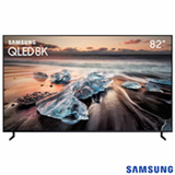 Smart TV 8K Samsung QLED 82' IA Upscaling, Direct Full Array e Wi-Fi - QN82Q900RBGXZD