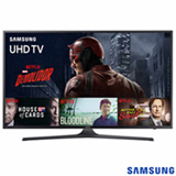 Smart TV 4K Samsung LED 40 PurColor, HDR Premium, UHD upscaling, Smart Hub e Wi-Fi - UN40KU6000GXZD