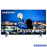 "Samsung Smart TV Crystal UHD TU7000 4K 43"", Processador Crystal 4K, Borda Infinita, Controle Único, Bluetooth"