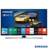 Smart TV Samsung LED 48 com Smart View 2.0, Quick Conect e Wi-Fi - UN48J5500AGXZD