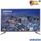 Smart TV 4K Samsung LED 48 com UHD Upscaling, Processador Quad Core e Wi-Fi - UN48JU6020GXZD