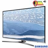 "Smart TV 4K Samsung LED 49"" com HDR Premium, One Control e Wi-Fi - UN49KU6450GXZD"