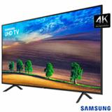 "Smart TV UHD 4K Samsung LED 49"" com Solução Inteligente de Cabos, HDR Premium e Plataforma Smart Tizen - UN49NU7100GXZD"