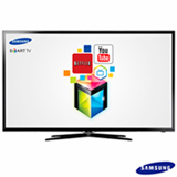 "Smart TV LED Samsung 50"" Full HD com Funcao Futebol, Smart Hub, Dual Core, Wi-Fi e ConnectShare Movie - UN50F5500AGX"