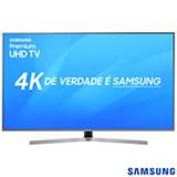 "Smart TV 4K Samsung LED 2018 UHD 50"", com Visual Livre de Cabos, Controle Remoto Único, HDR Premium - UN50NU7400"