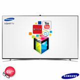"Smart TV 3D LED Samsung 55"" com Smart Interaction - UN55F8000AGX"