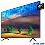 Smart TV 4K Samsung LED UHD 55' com Solução Inteligente de Cabos, HDR Premium e Wi-Fi - UN55NU7100