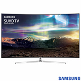 Smart TV SUHD 4K Samsung Curva LED 65 com Pontos Quanticos, HDR 1000, 240 Hz Motion Rate e Wi-Fi - UN65KS9000GXZD