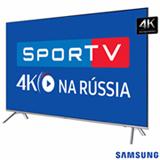 "Smart TV 4K Samsung LED 75"" HDR 1000, Dynamic Crystal Color e Wi-Fi - UN75MU7000GXZD"