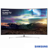 "Smart TV 4K Samsung Curva LED 78"" com Processador Quad Core, 240 Hz Motion Rate e Wi-Fi - UN78KS9000GXZD"