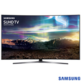 "Smart TV 4K Samsung Curva LED 88"" 4.1 Canais, Processador Quad-Core, One Connect e Wi-Fi - UN88KS9800GXZD"