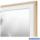 """Moldura Samsung 55"""" para the Frame TV LS003 Madeira Clara - VG-SCFM55LW/RU"""