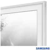 """Moldura Samsung 55"""" para the Frame TV LS003 Madeira Branca - VG-SCFM55WM/RU"""