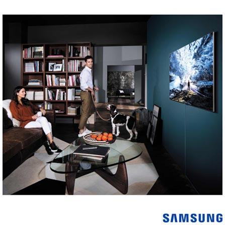 , Preto, 27 kg, Suportes, TVs QLED Q7F e Q8C de 55'' e 65'', 0 mm, 12 meses, Aço