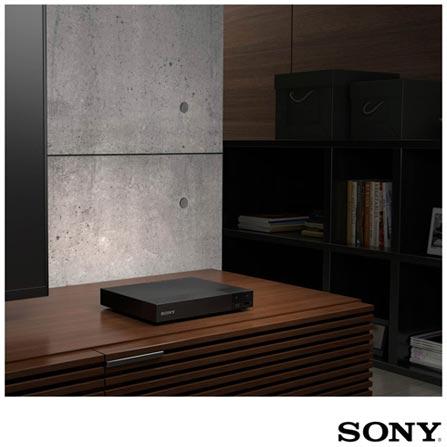 Blu-ray Player Sony 3D Wi-Fi Full HD com Entrada USB e Saida HDMI - BDP-S5500, Bivolt, Bivolt, Preto, Sim, Sim, 12 meses, Sim, Sim, Sim