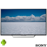 Smart TV 4K Sony LED 49 Motionflow XR 240, 4K HDR, UpScalling e Wi-Fi - KD-49X7005D