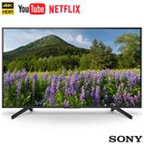 "Smart TV 4K Sony LED 55"" com 4K X-Reality Pro, Motionflow XR 240 e Wi-Fi - KD-55X705F"