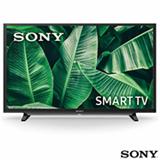 Smart TV HD 32' Sony KDL-32W655D/Z - alto brilho, botão Netflix, proteção contra poeira, relâmpagos e umidade