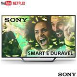 "Smart TV Sony LED Full HD 48"" com Motionflow XR 240, X-Reality Pro, XProtection PRO e Wi-Fi - KDL-48W655D"