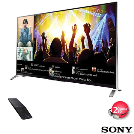 Smart TV LED Sony Full HD 65