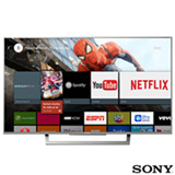 Smart TV 4K Sony LED 49 com Android TV, 4K X-Reality Pro, Motionflow 960 e Wi-Fi - XBR-49X835D