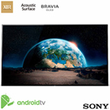 "Smart TV 4K Sony OLED 65"" com Motionflow XR, X-Reality Pro 4K e Wi-Fi - XBR-65A1E"