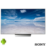 Smart TV 4K Sony LED 65 com Motionflow 960, Android TV, X-Reality Pro 4K e Wi-Fi - XBR-65X855D